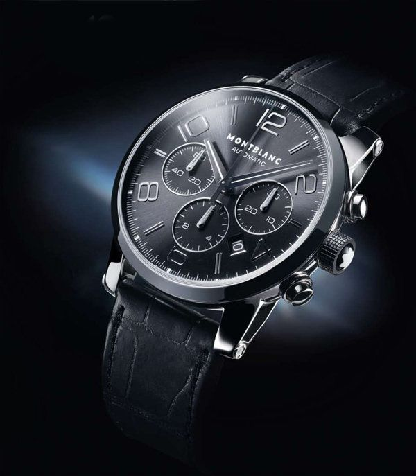 Mont Blanc TimeWalker Chronograph | HIS WISH LIST ...