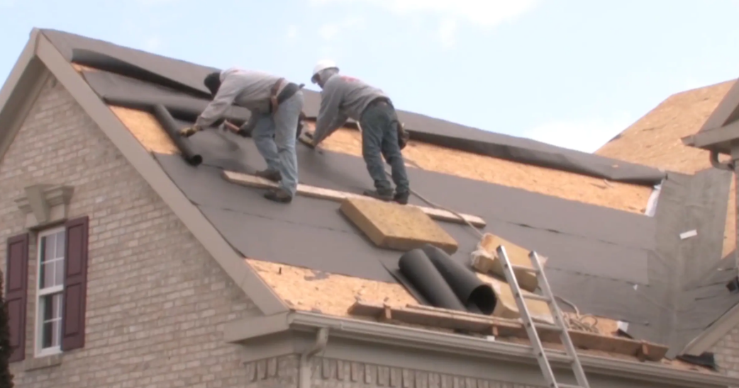 How To Tell If Your Roof Needs Replacement In 2020 Roof Restoration Roof Cleaning Carpet Cleaning Hacks