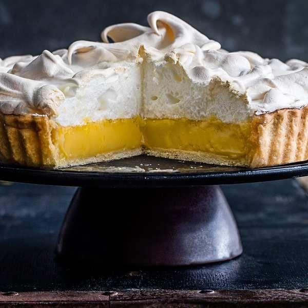 Perfect lemon meringue pie #lemonmeringuepie
