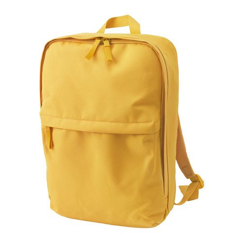 Ikea Showroom Travelers: STARTTID, Backpack, This Bag Has A Removable Inner