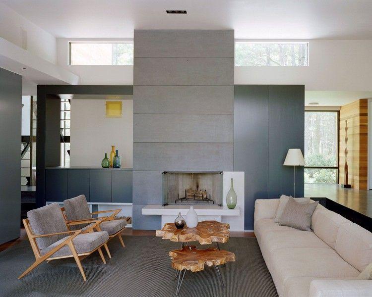 Wir zeigen ihnen 37 ideen für gemütliche sitzecke vor dem kamin so richten sie ein stilvolles wohnzimmer mit kamin ein lassen sie sich von den