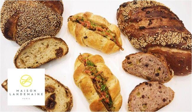 メゾンランドゥメンヌ七夕企画で寄せられた夢のパン&スイーツ上位4品を商品化