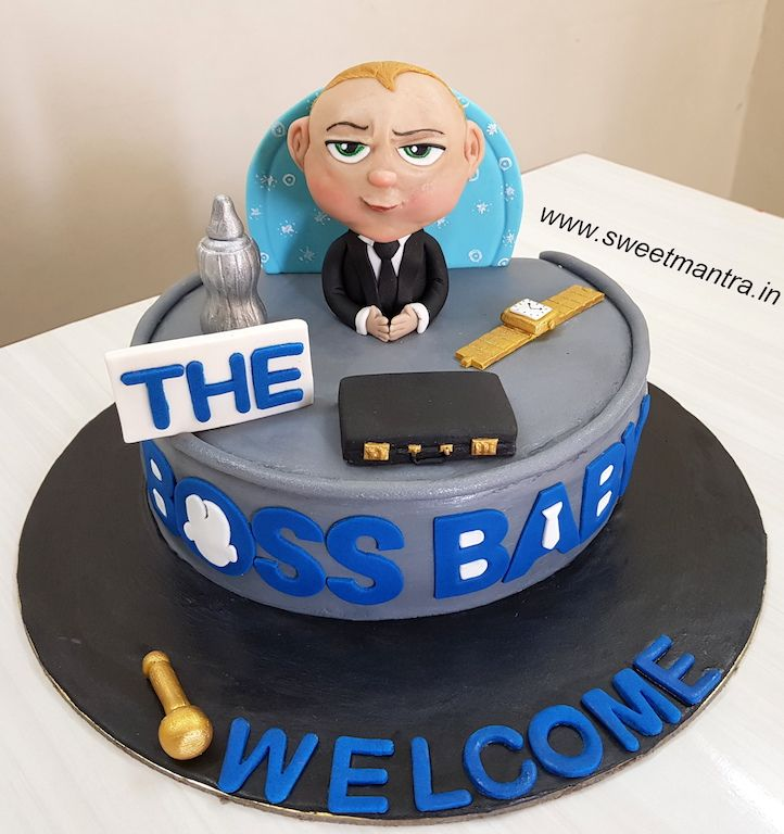 Image Result For Boss Baby Birthday Cake Ideas Kids