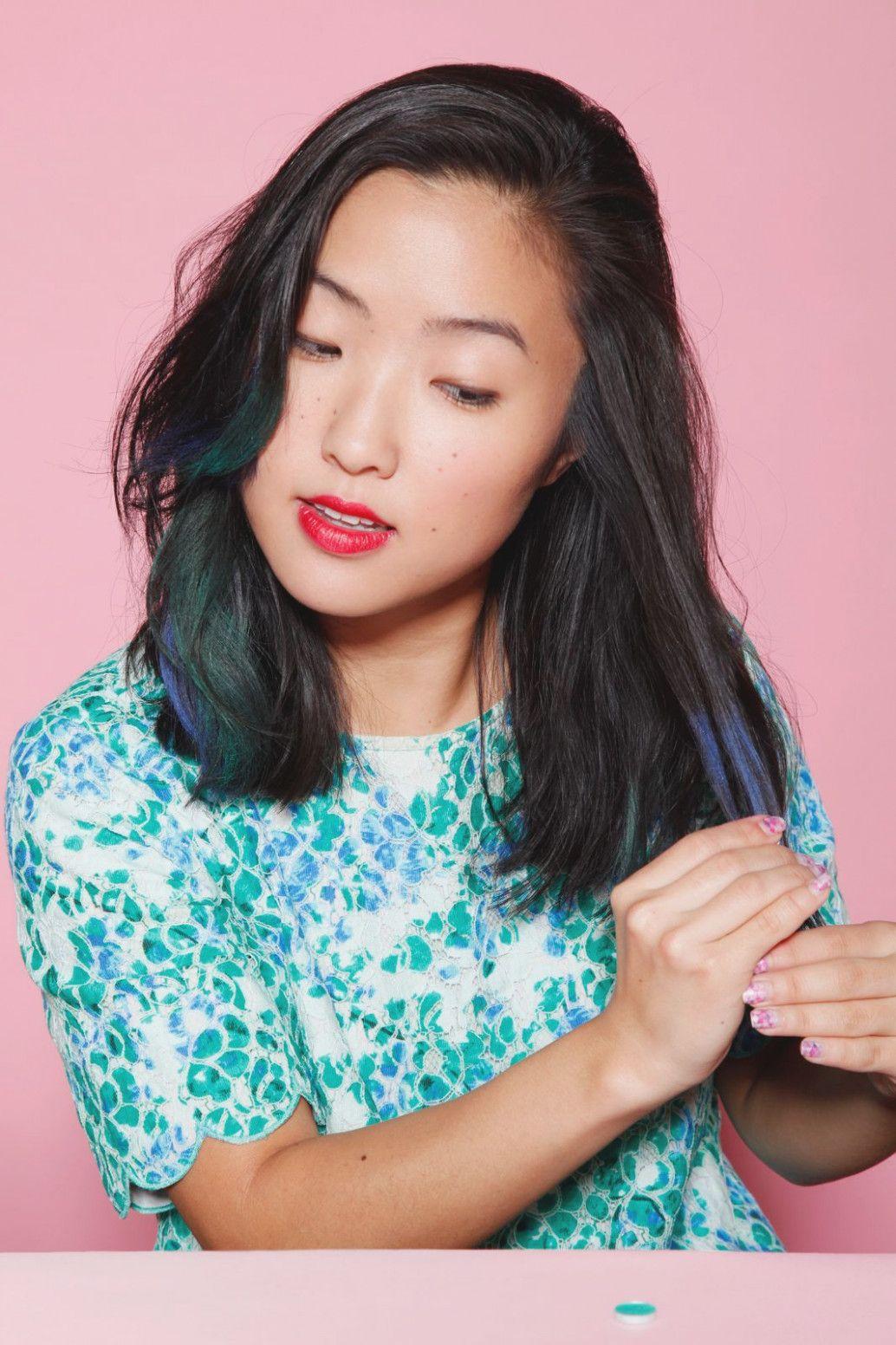 Five Ideas To Organize Your Own Best Blue Black Hair Dye For Dark