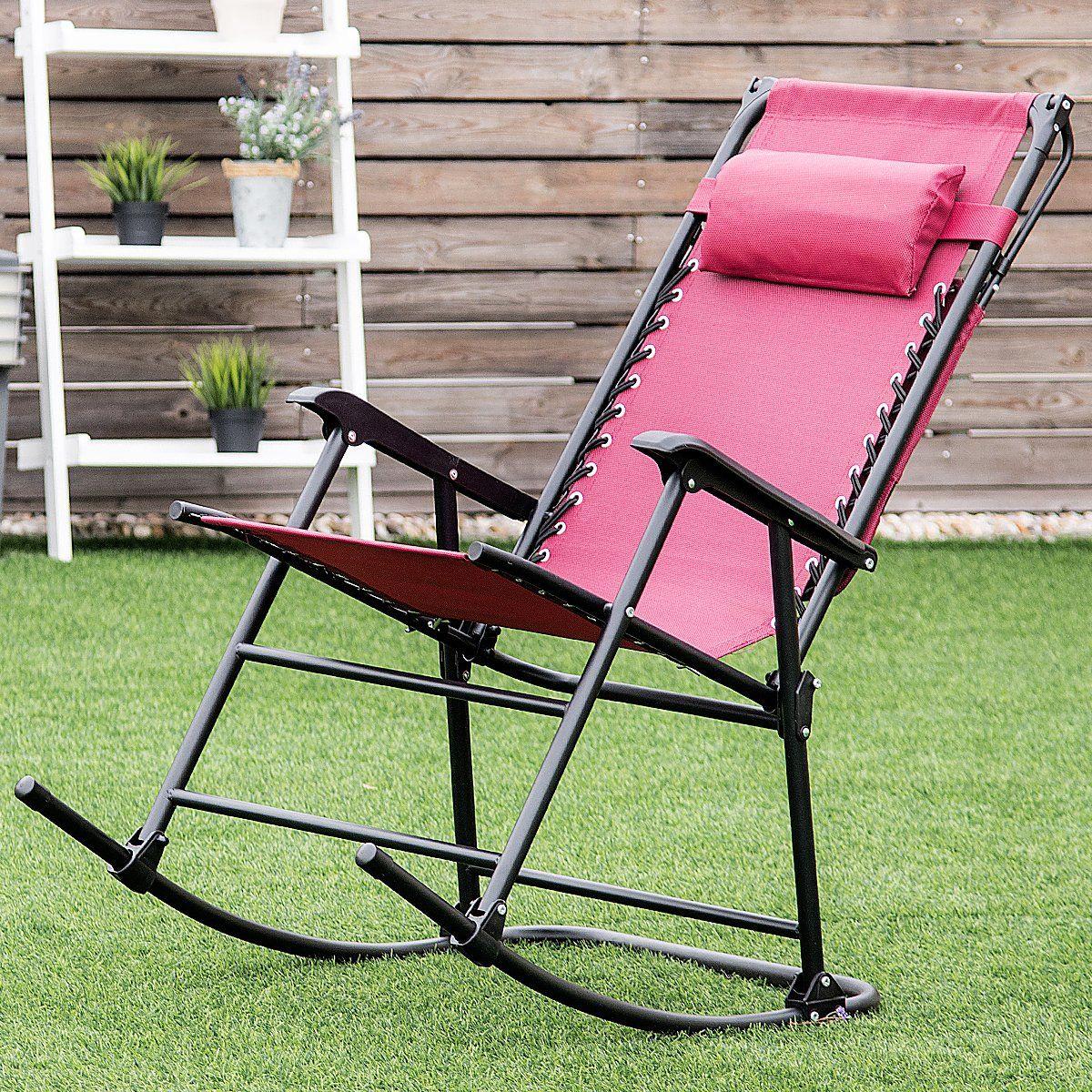 Park Art My WordPress Blog_Zero Gravity Rocking Chair Outdoor