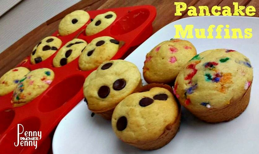 Pancake muffins recipe easy school morning make ahead and freeze pancake muffins recipe easy school morning make ahead and freeze breakfast breakfast ideas pinterest pancake muffins frozen breakfast and muffin ccuart Image collections