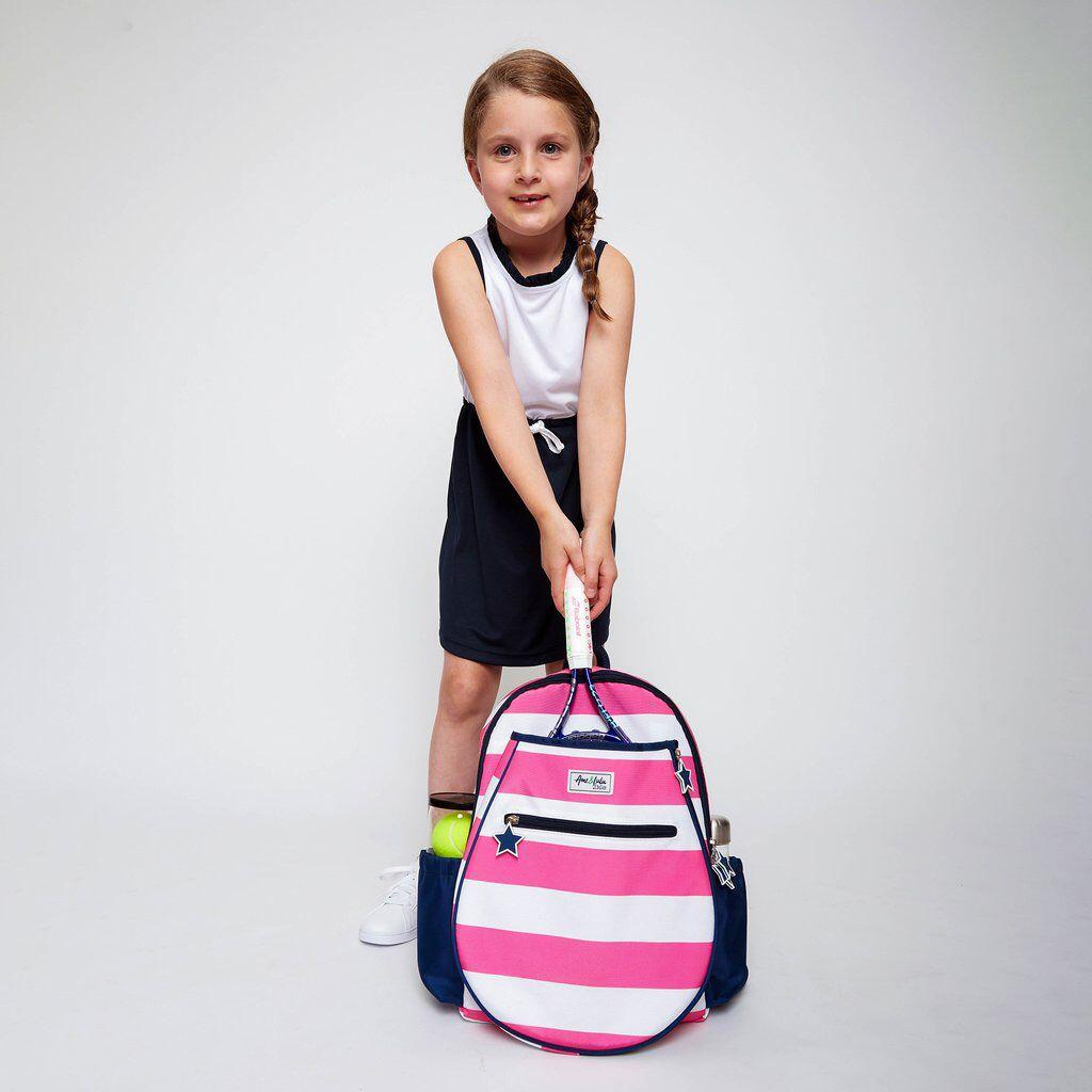Ame Lulu Big Love Junior Tennis Backpack Candy 84 00 In 2020 Tennis Backpack Kids Tennis Big Love