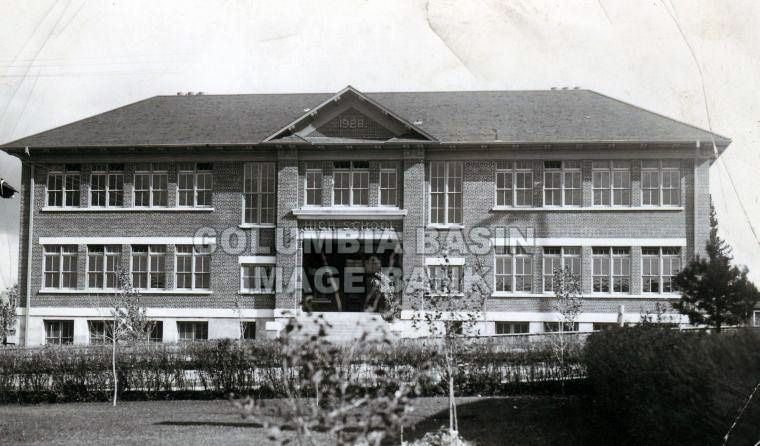 Cranbrook High School, which became 10th Avenue Elementary ...