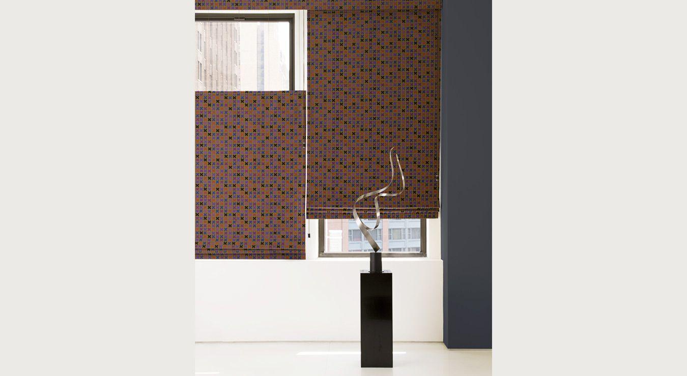 Garden window coverings  top downbottom up roman shades  window treatments  pinterest