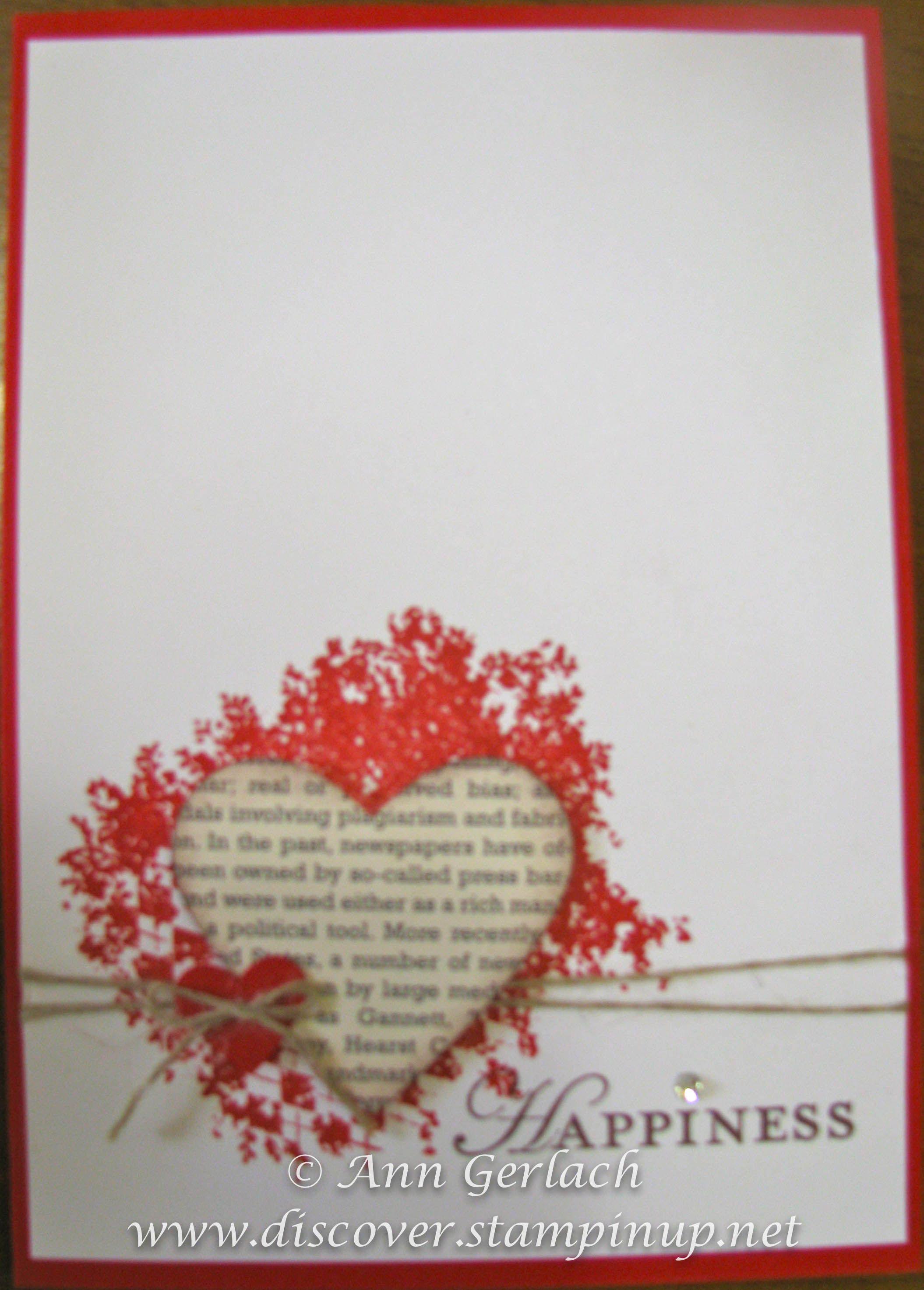 Clockworks Engagement Card   Cards - hearts   Pinterest   Cards
