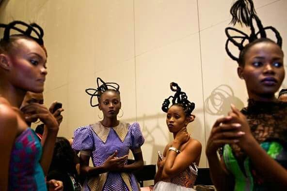 AMVCA 2015: Toyin Lawani Designs Half-Naked Dresses For