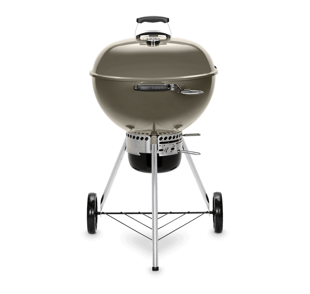 Master Touch Gbs C 5750 Holzkohlegrill O 57 Cm Master Touch Holzkohlegrills Holzkohlegrill Holzkohle Deckelhalter