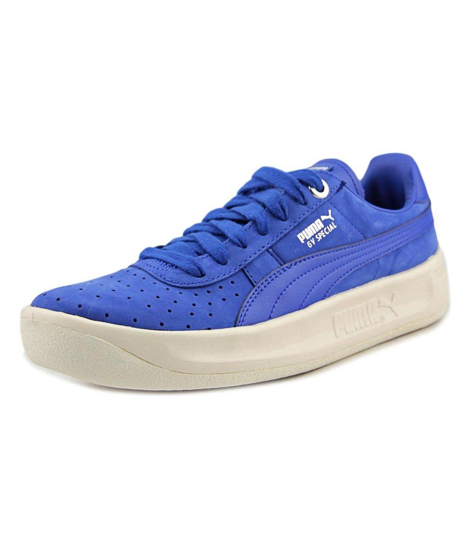 8b8a87c609a6c1 PUMA Puma Basket Classic Cvs Blur Men Round Toe Synthetic Blue Walking  Shoe .
