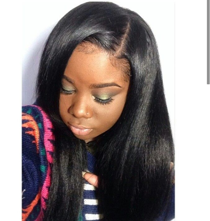 .Can Achieve This Look With A Lace Closure