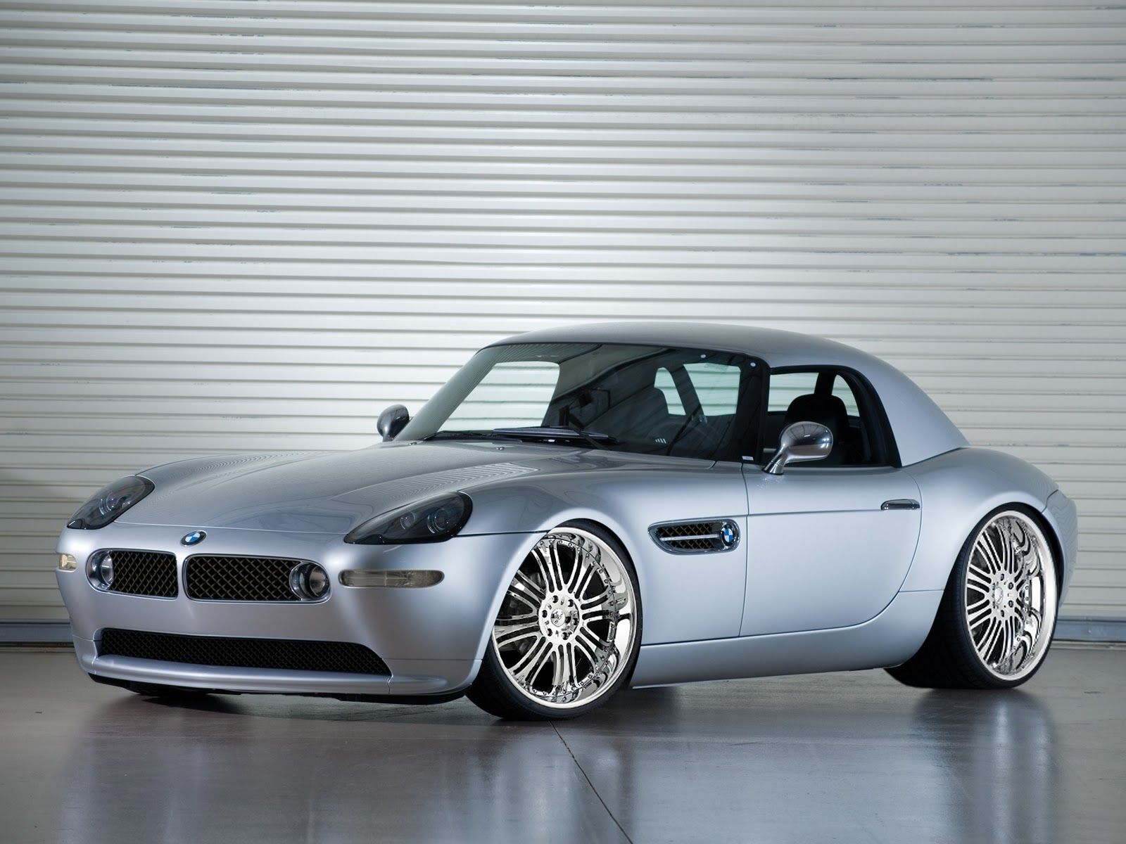 The Bmw Z8 Was A Convertible Sports Car Automobile