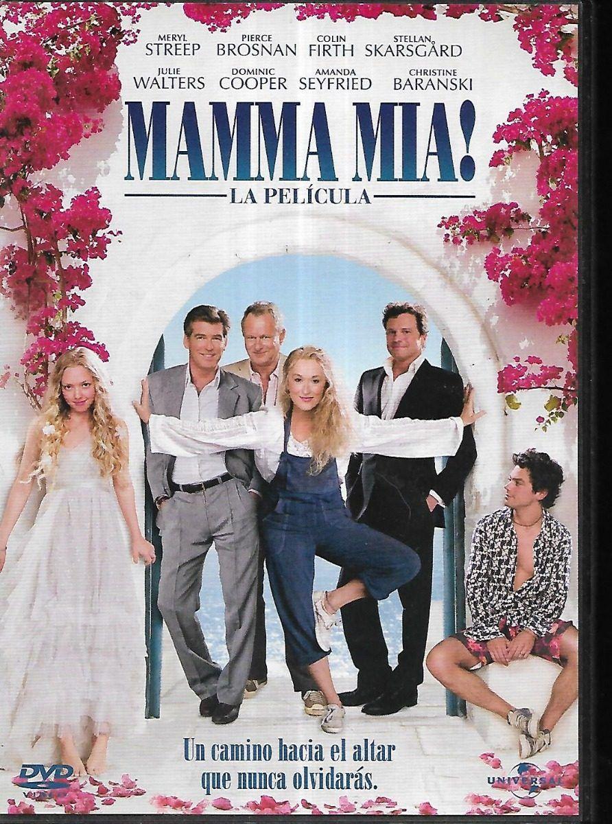Mamma Mia Universal Pictures Iberia 2008 Mamma Mia Peliculas Cine Cine