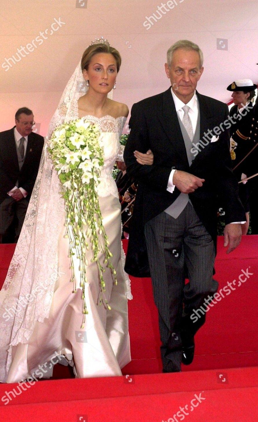 Princess Claire Of Belgium Wedding Dress [ 1455 x 891 Pixel ]
