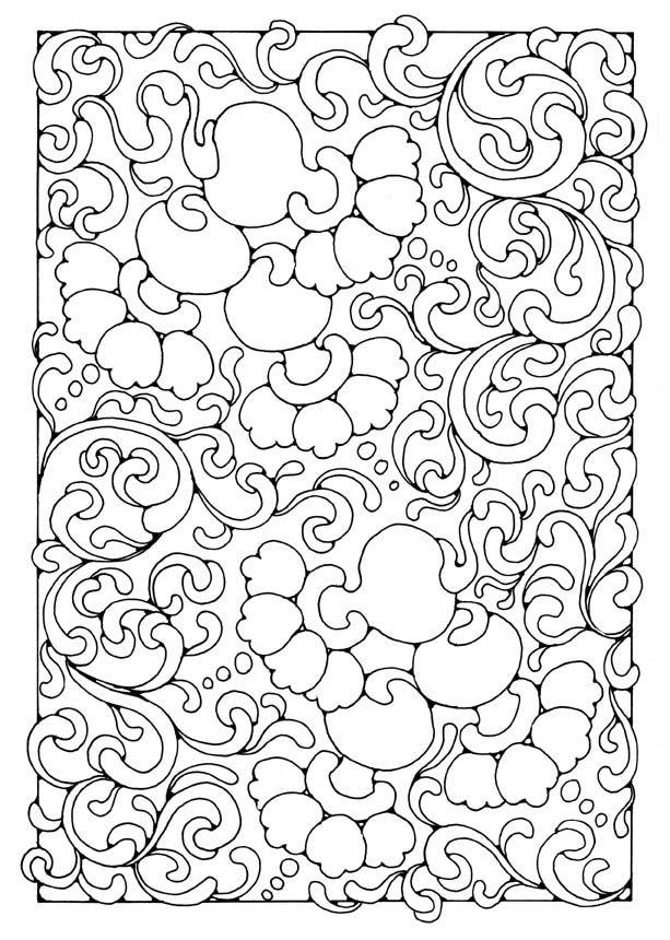 Mandalas Para Pintar: mandalas cuadrados   Różne   Pinterest