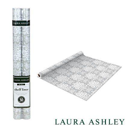 Self Adhesive Shelf liner - 2 pack - Tatton Gray Laura Ashley,http ...