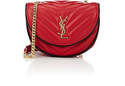 bad6624627 We Adore  The Monogram Bubble Small Bag from Saint Laurent at Barneys New  York