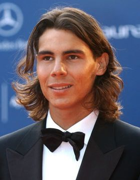 Rafael Nadal Long Hair Styles Men Long Hair Styles Mens Hairstyles