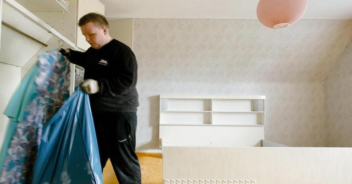 gr ndlich ausmisten wohnung entr mpeln steigert ihre. Black Bedroom Furniture Sets. Home Design Ideas