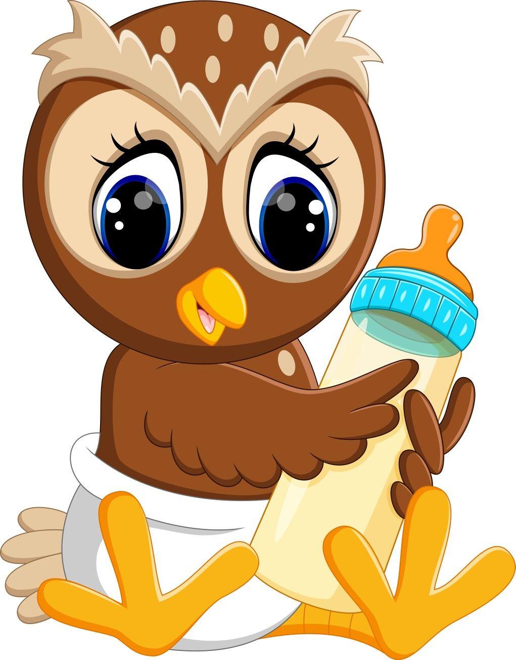 Pin By Re On Template Cute Owl Cartoon Baby Clip Art Baby Cartoon