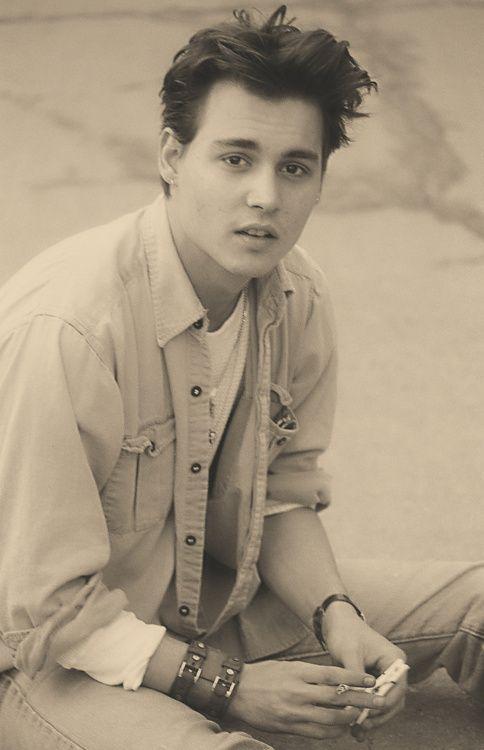 My beautiful man.