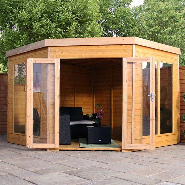 Avon 9' x 9' Chelsea Deluxe Corner Summer House http//www