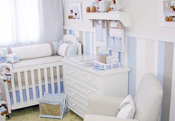 Decoração De Quarto De Menino. Baby Boy Room DecorBaby ...