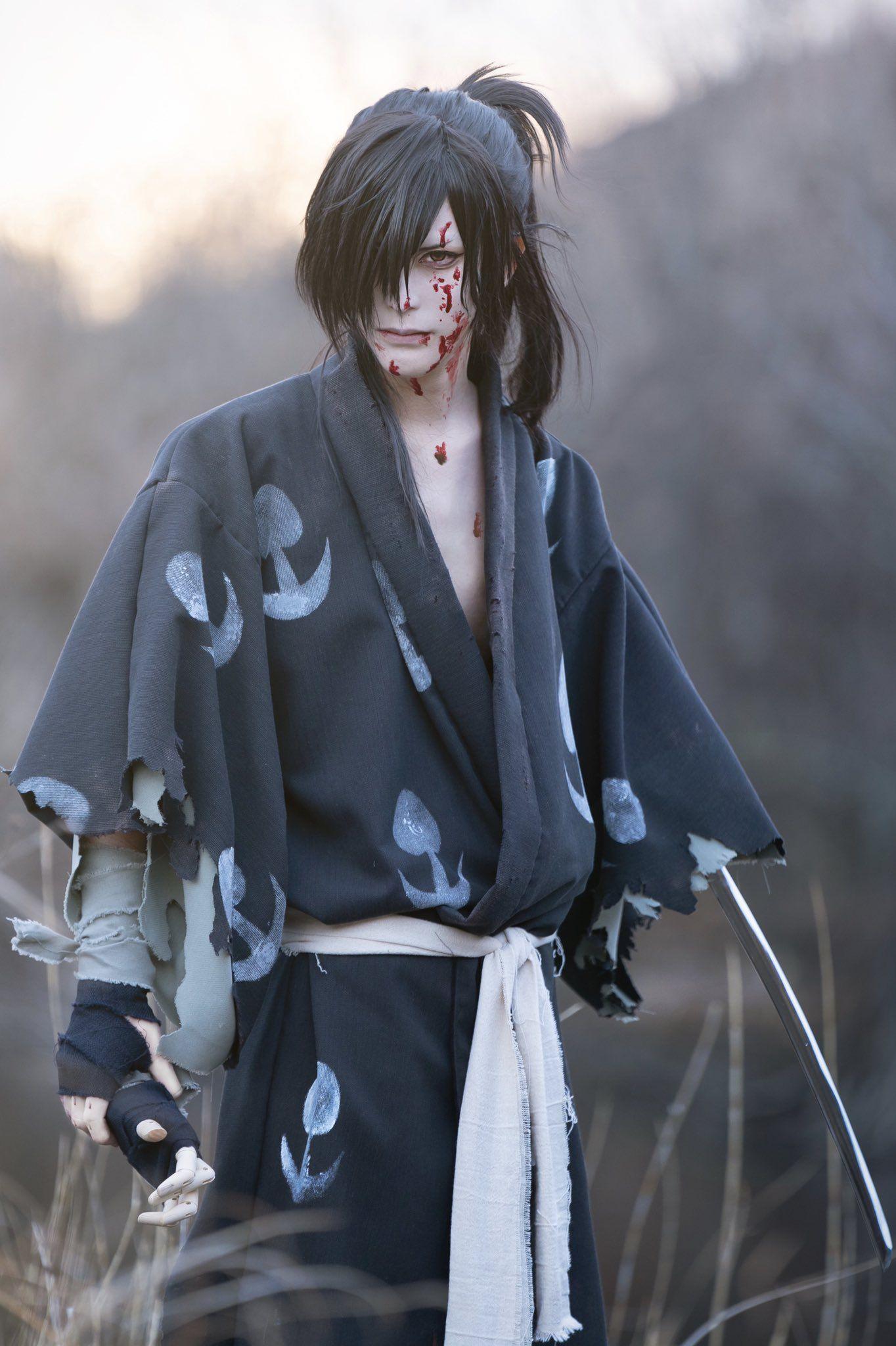 Anime Tokyo Ghoul Haise Sasaki Cos Handmade Cosplay Costume