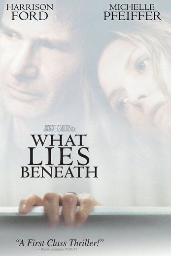 What Lies Beneath - Robert Zemeckis & Steve Starkey | Horror...: What Lies Beneath - Robert Zemeckis & Steve Starkey | Horror… #Horror
