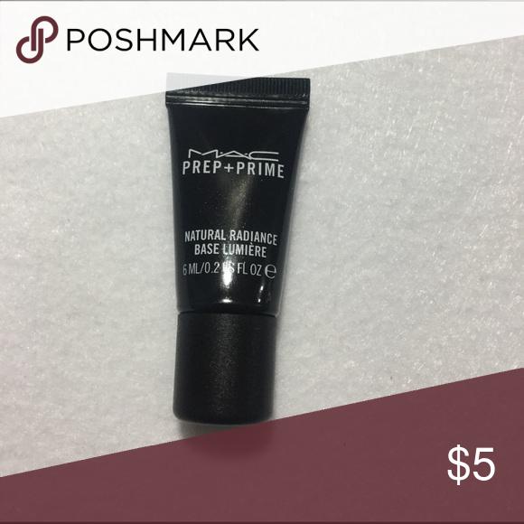 Mac Prep+Prime Natural Radiance Pink NWT | D, Pink and Mac cosmetics