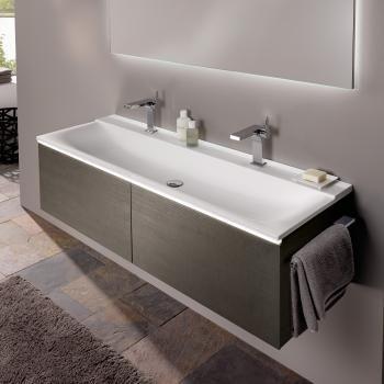 Keramag Xeno2 Der Waschtisch mit passendem Waschtischunterschrank