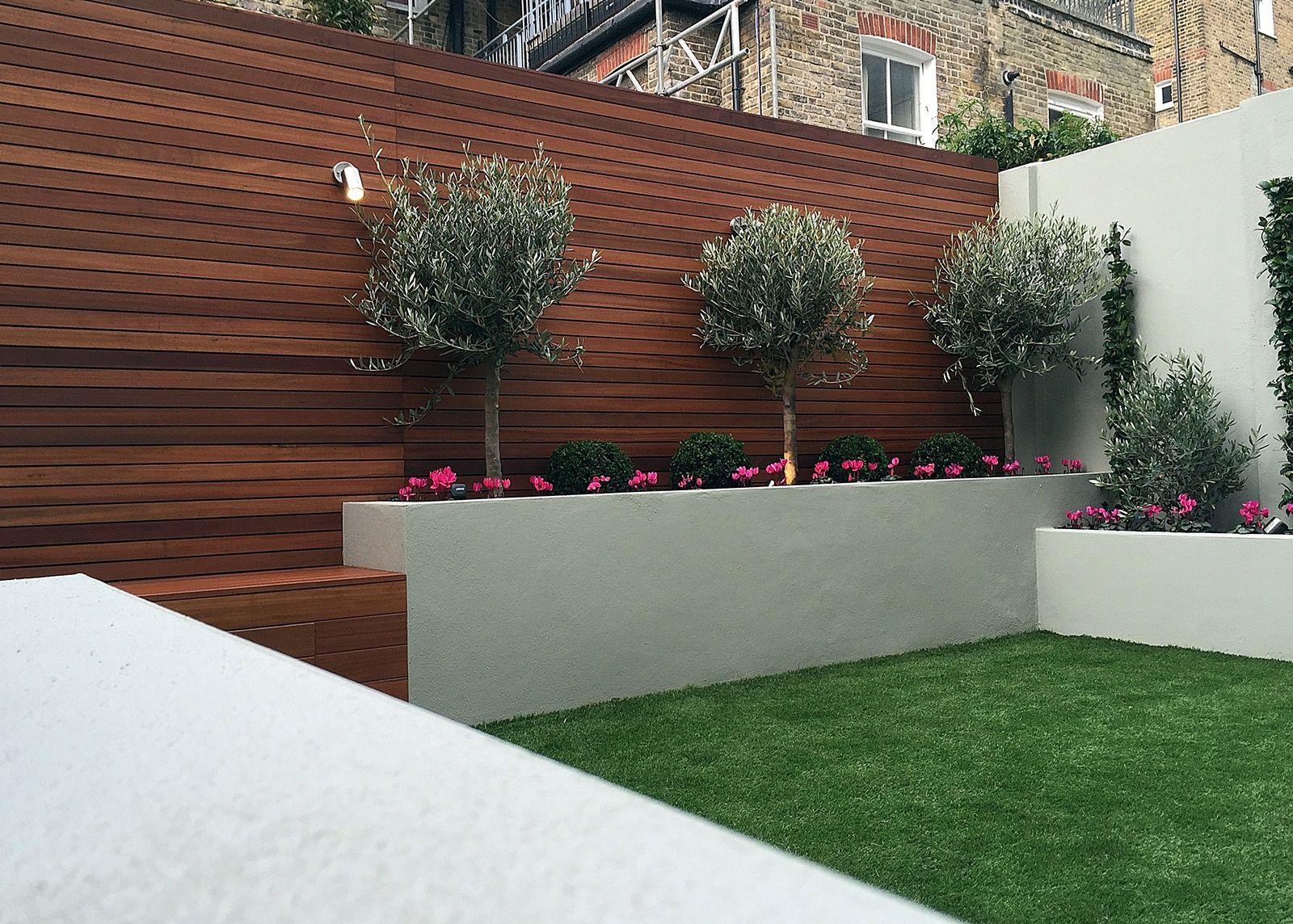 Simple Low Maintenance Garden Designs Cadagu Idea Small ...