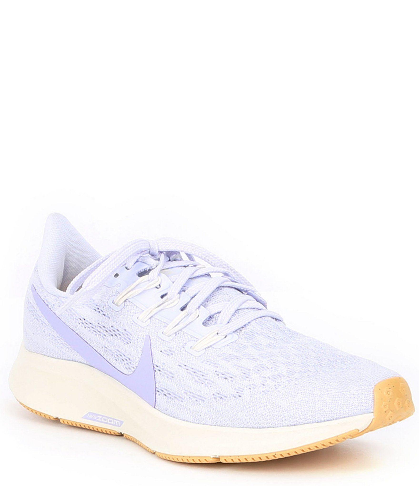 Nike Women's Air Zoom Pegasus 36 Running Shoes Black