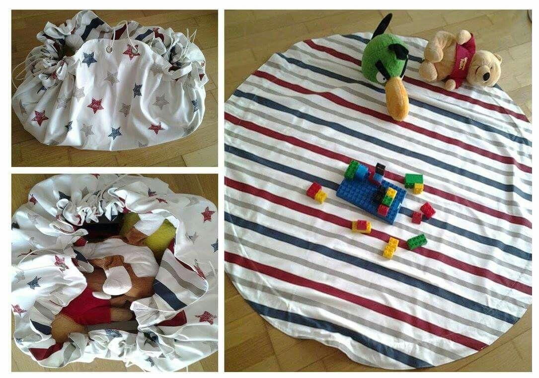 saco textiltrio, diametro +/- 1.32m: 55€  Tecidos da Vidal Tecidos #textilpuff #textiltrio #sacotapete #quartobebe #kidsroom #bebe #criança #maternidade