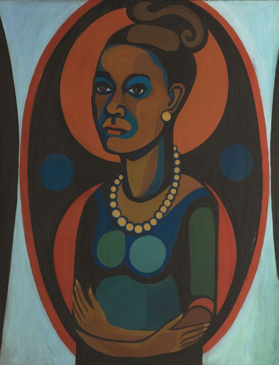faith ringgolds 1960s civil rights and feminist paintings