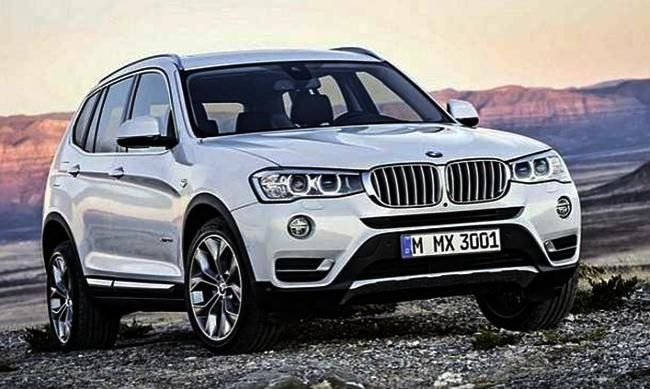 2017 Bmw X3m An Extraordinary Version Coming The New 2017 Bmw