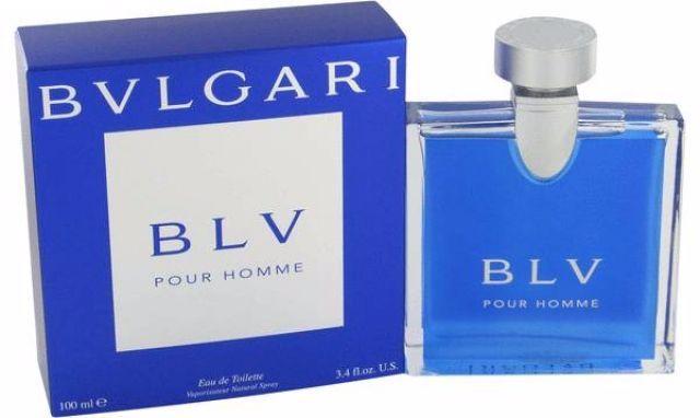 Isi 100ml Bvlgari Blv Pour Homme Blue Parfum Pria Memiliki