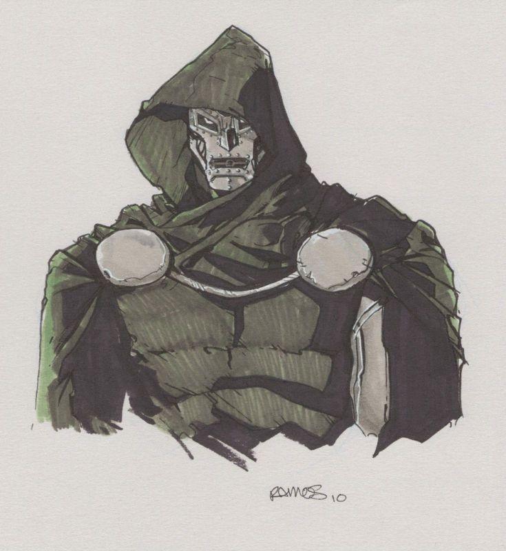 Doom by Humberto Ramos