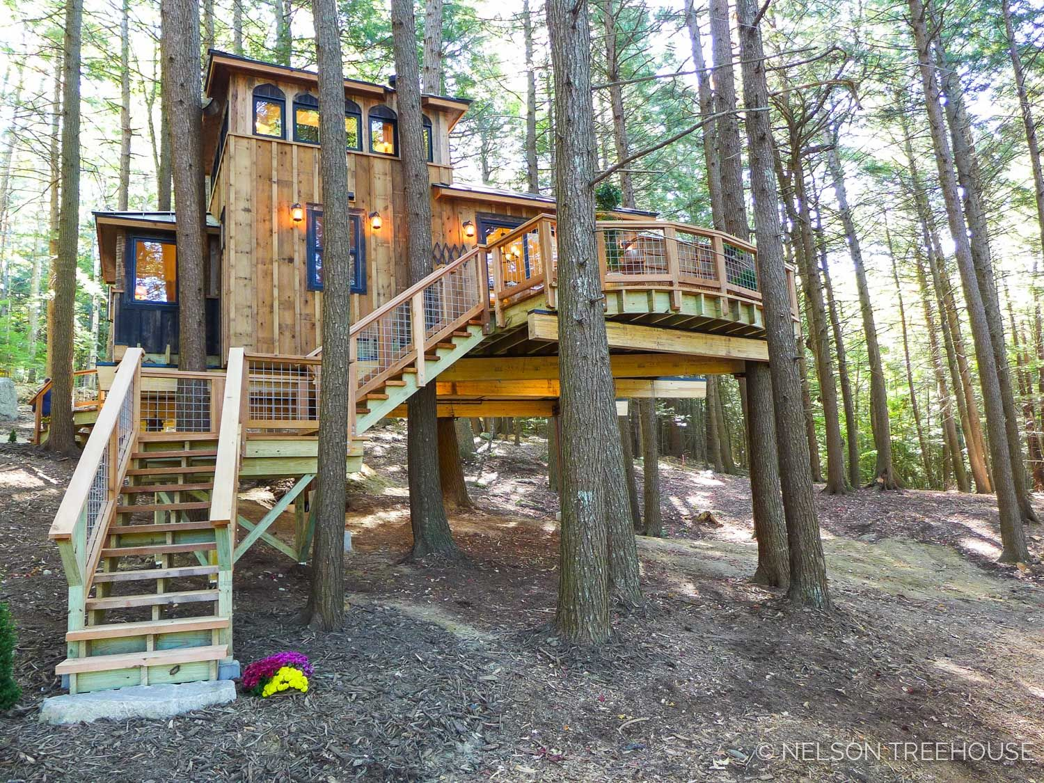 Treehouse Masters Season 10 Episode 1 Magical Maine