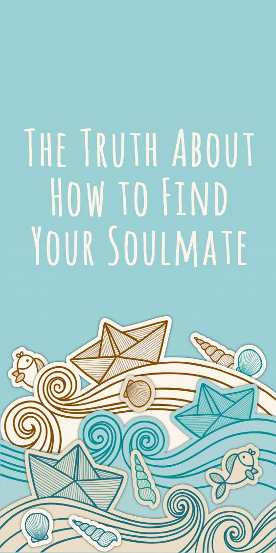 how to find your soulmate book