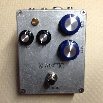Mantic Effects | Custom Effects Pedals