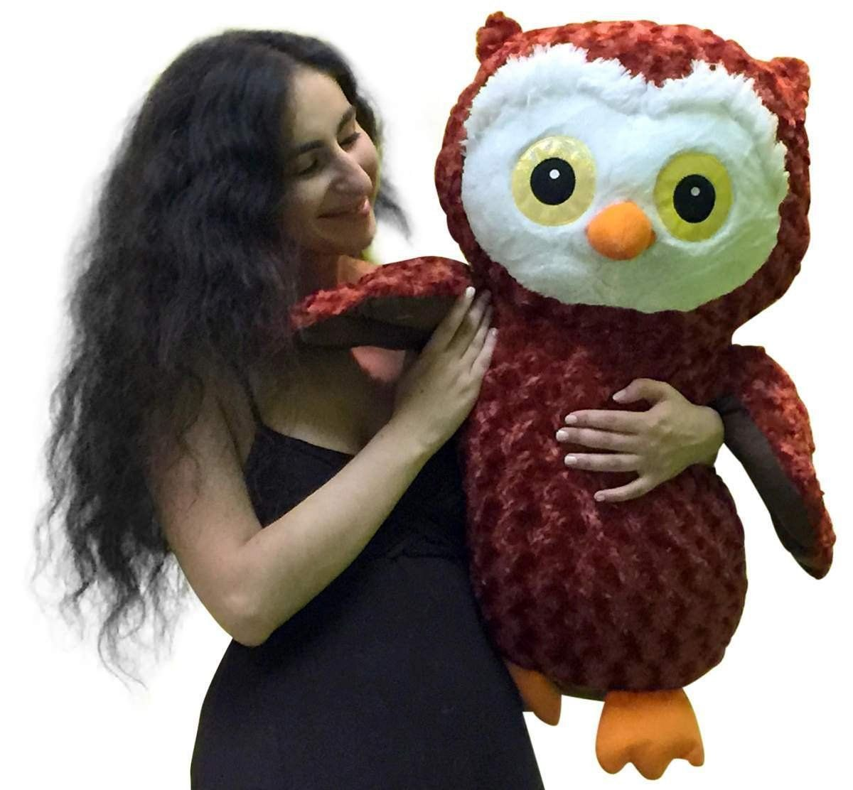 Valentine S Day Gifts Owl Stuffed Animal Valentine S Day Gift