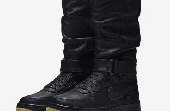 best wholesaler d134c 777c7 The Nike Air Force 1 Upstep Warrior Takes Things To New ...