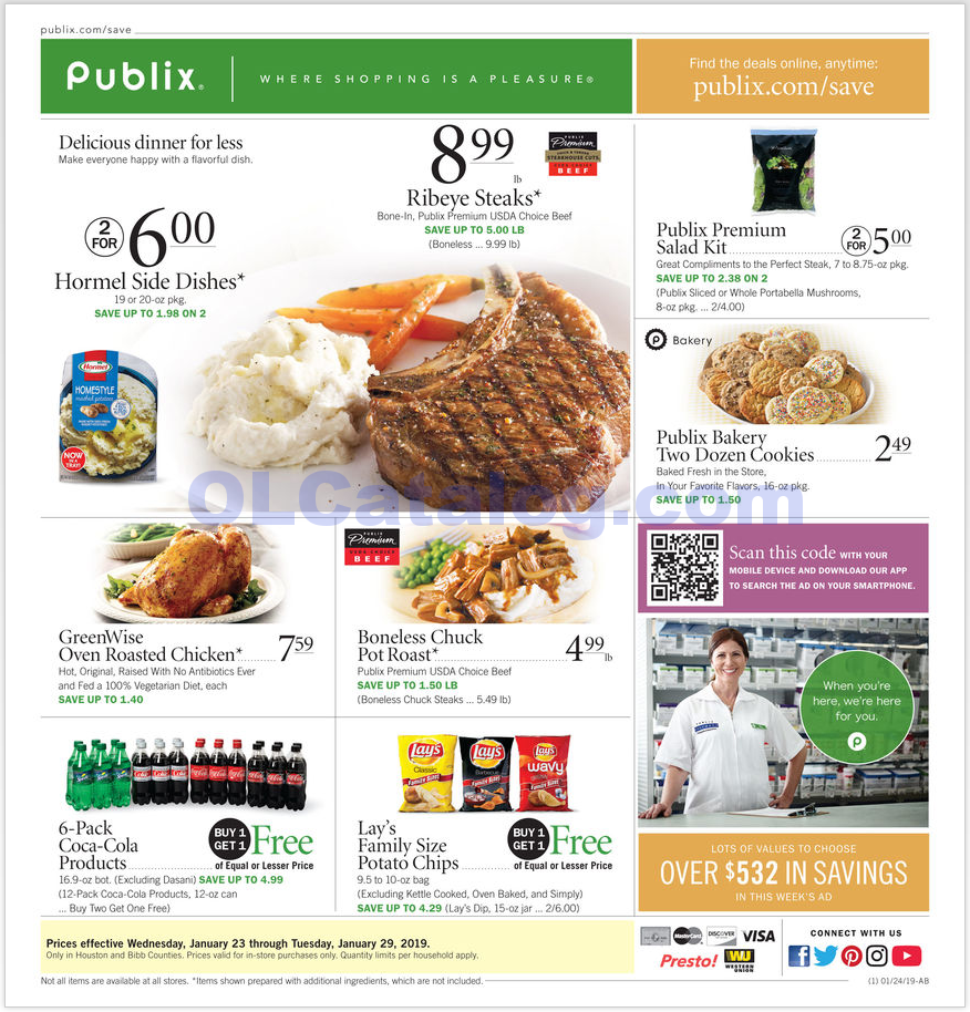 Publix Weekly Ad 03 04 20 10