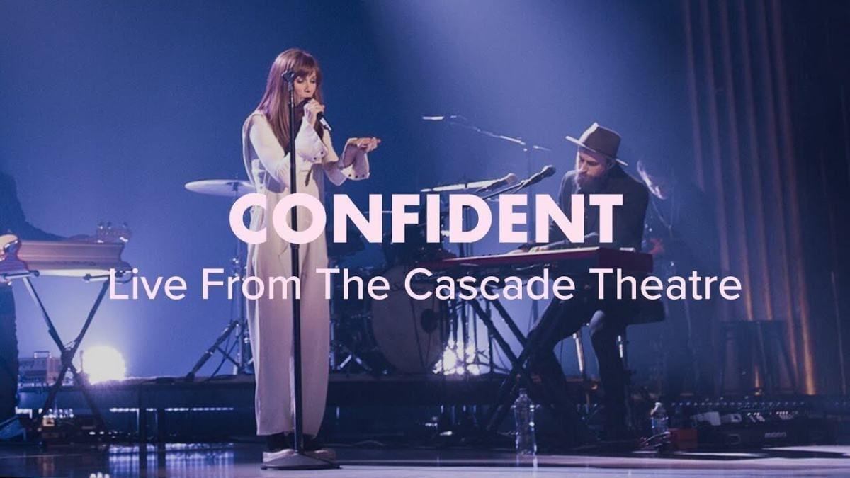 Confident (LIVE) Steffany Gretzinger & Bobby Strand