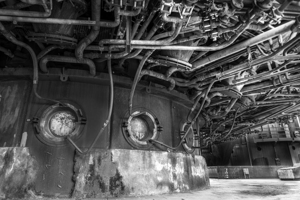 Machine (Maschine) von Markus Spingler
