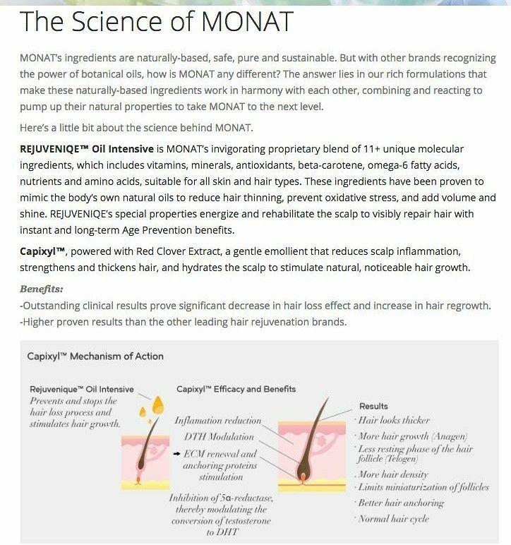 Why Monat? What makes Monat different? How does Monat help